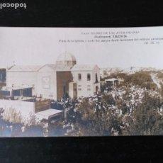 Postales: VALENCIA. POSTAL DE BENIMAMET. FIESTA CATEQUISTA EN LA COLONIA PIO X. Lote 224092237
