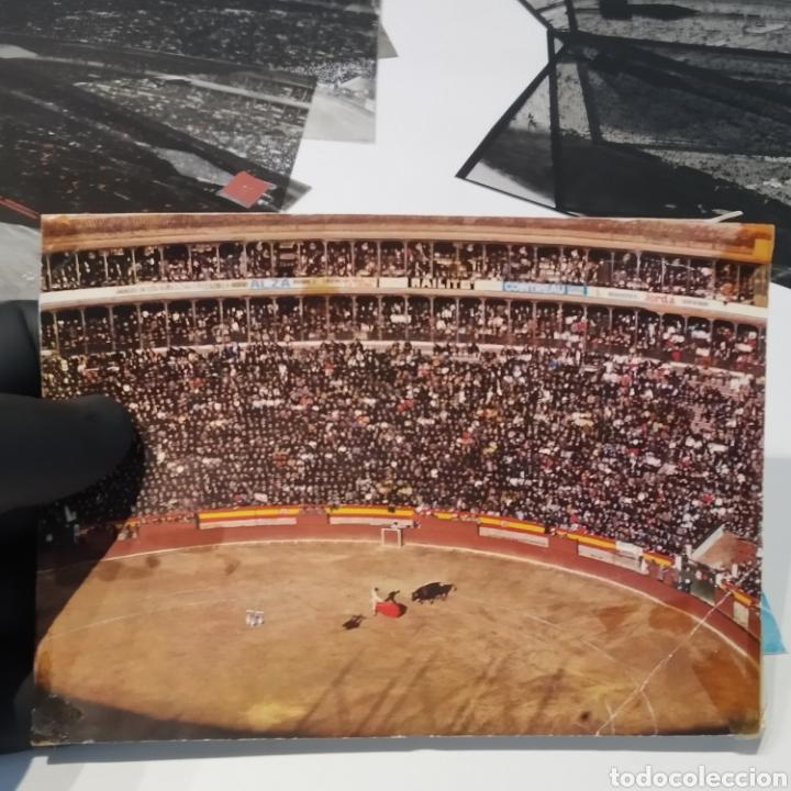 Postales: ¡IRREPETIBLE! Valencia Plaza toros, Natural EL PERGAMINO 3002 Clichés +pruebas capas - Foto 2 - 225897110