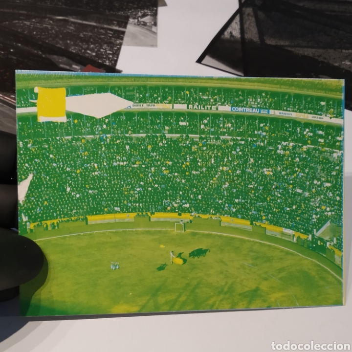 Postales: ¡IRREPETIBLE! Valencia Plaza toros, Natural EL PERGAMINO 3002 Clichés +pruebas capas - Foto 16 - 225897110