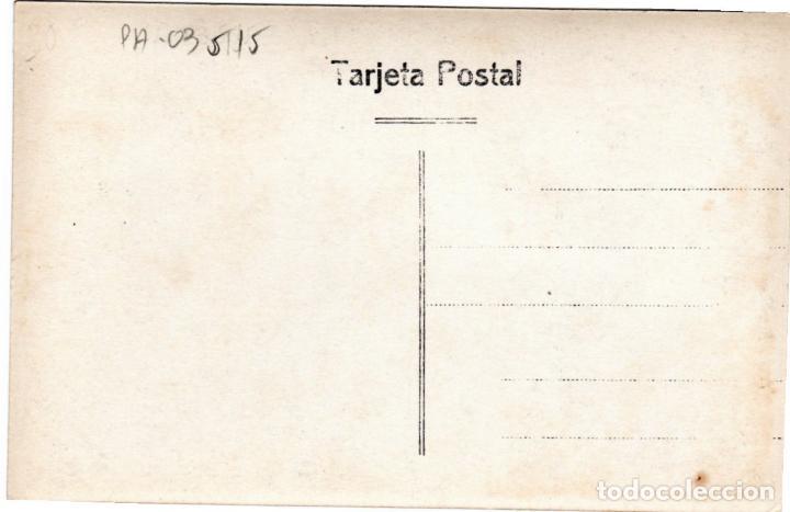 Postales: MAGNIFICA POSTAL - ALCOY (ALICANTE) - SUBIDA DE SAN ROQUE - AMBIENTADA - Foto 2 - 245076530