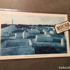 Postales: VALENCIA - 91 ABREDEDORES DE VALENCIA - BURJAS OF CASAS SUBTERRANEAS - L. ROISIN FOT. 14X9 CM.. Lote 226592570