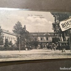 Postales: Nº45 VALENCIA - CUARTEL DE CABALLERIA COLECC. E.B.P. VALENCIA - 14X9 CM.. Lote 226597195
