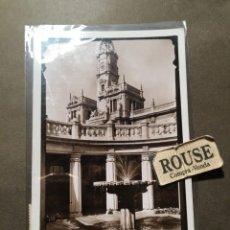 Postales: VALENCIA - 139 , MERCADO DE FLORES , PLAZA CASTELAR L. ROISIN FOT. 14X9 CM. CIRCULADA. Lote 226605835