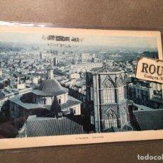 Postales: 4 VALENCIA - VISTA PARCIAL L. ROISIN FOT. CIRCULADA - 14X9 CM.. Lote 226616785
