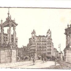 Postales: 1 POSTAL DE VALENCIA PUENTE DEL MAR. Lote 226633980