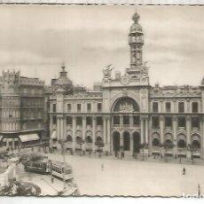Cartes Postales: VALENCIA PALACIO COMUNICACIONES SIN ESCRIBIR TRANVIA TRAM. Lote 227228680