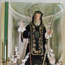 Cartes Postales: VIVER - CASTELLON - SAN FRANCISCO DE PAULA. Lote 228861802