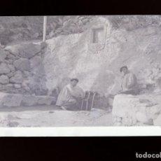 Postales: NAVAJAS, CASTELLON - CLICHE - NEGATIVO EN CELULOIDE - AÑOS 1900-1920 - FOTOTIP. THOMAS, BARCELONA. Lote 234375195