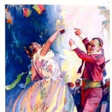 Postales: POSTAL 179 VALENCIA , VALENCIANOS , ILUSTRADOR ARTURO BALLESTER. Lote 235225580