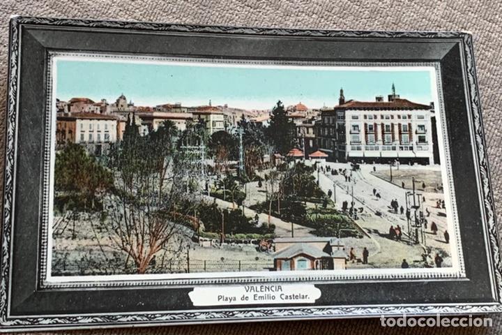 VALENCIA PLAYA EMILIA CASTELAR (Postales - España - Comunidad Valenciana Antigua (hasta 1939))
