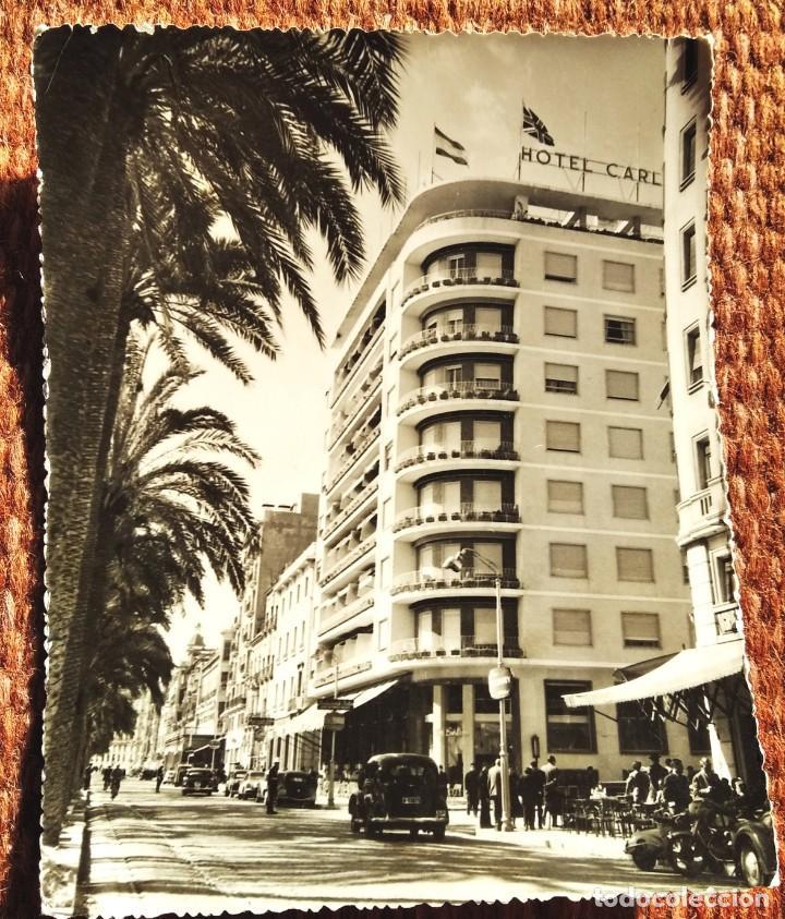 ALICANTE - EXPLANADA DE ESPAÑA - FOTO: ALFONSO SANCHEZ (Postales - España - Comunidad Valenciana Moderna (desde 1940))