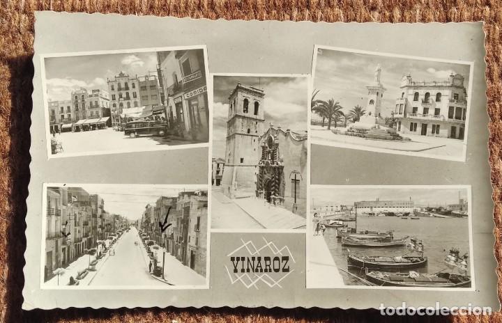 VINAROZ - CASTELLON - ED. COMAS ALDEA (Postales - España - Comunidad Valenciana Moderna (desde 1940))