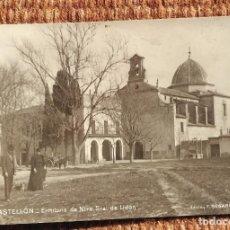 Postales: CASTELLON - ERMITA DE NTRA. SRA. DE LIDON - EDICION F. SEGARRA. Lote 236521830