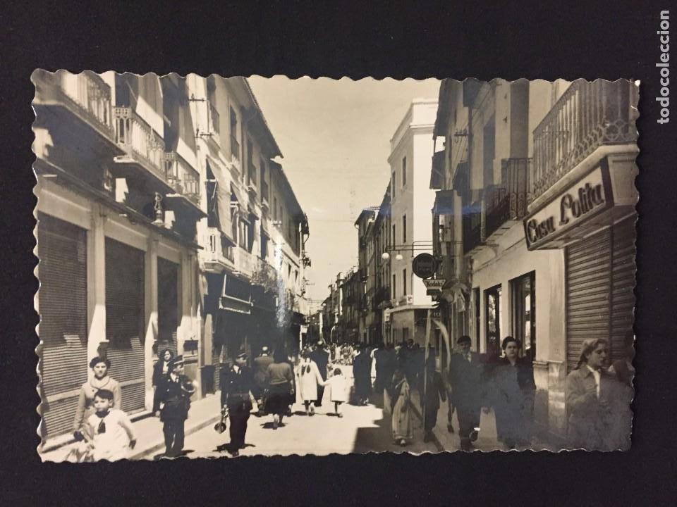 GANDÍA - CALLE MAYOR - Nº 12 ED. M. ARRIBAS (Postales - España - Comunidad Valenciana Moderna (desde 1940))