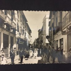 Postales: GANDÍA - CALLE MAYOR - Nº 12 ED. M. ARRIBAS. Lote 236627570