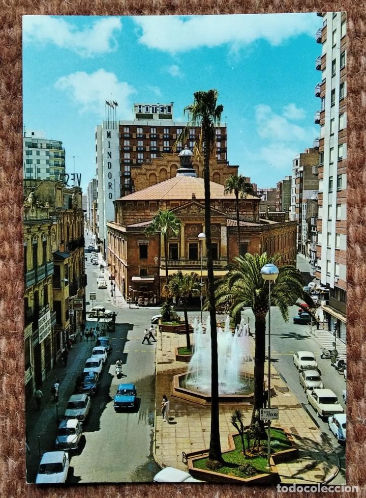 CASTELLON - PLAZA DE LA PAZ (Postales - España - Comunidad Valenciana Moderna (desde 1940))