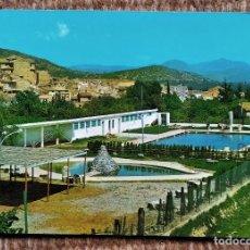 Postais: VIVER - CASTELLON - PISCINAS MUNICIPALES. Lote 236763010