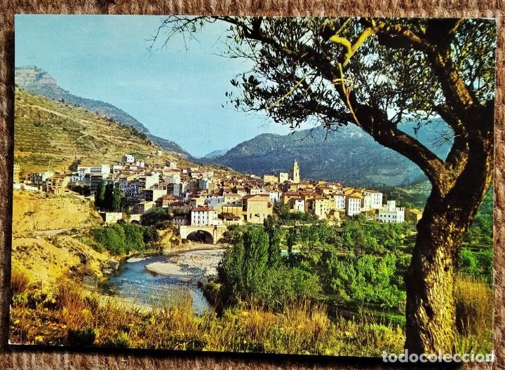MONTANEJOS - CASTELLON (Postales - España - Comunidad Valenciana Moderna (desde 1940))