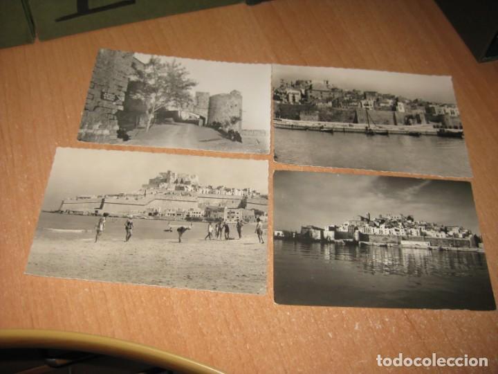 18 POSTALES DE PEÑISCOLA (Postales - España - Comunidad Valenciana Antigua (hasta 1939))