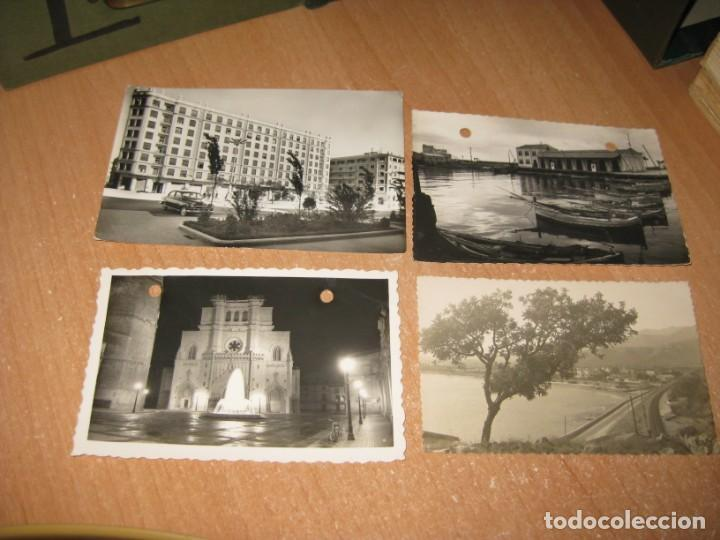 8 POSTALES DE CASTELLON DE LA PLANA (Postales - España - Comunidad Valenciana Antigua (hasta 1939))