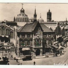 Postales: POSTAL MERCADO CENTRAL VALENCIA - -R-11. Lote 236908140