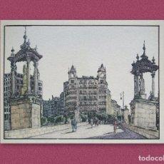 Postales: POSTAL VALENCIA - PUENTE DEL MAR. Lote 240504075