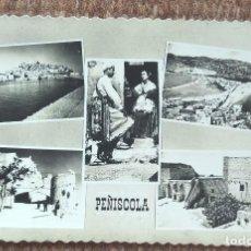 Cartoline: PEÑISCOLA - CASTELLON - EDICIONES COMAS ALDEA. Lote 240612465