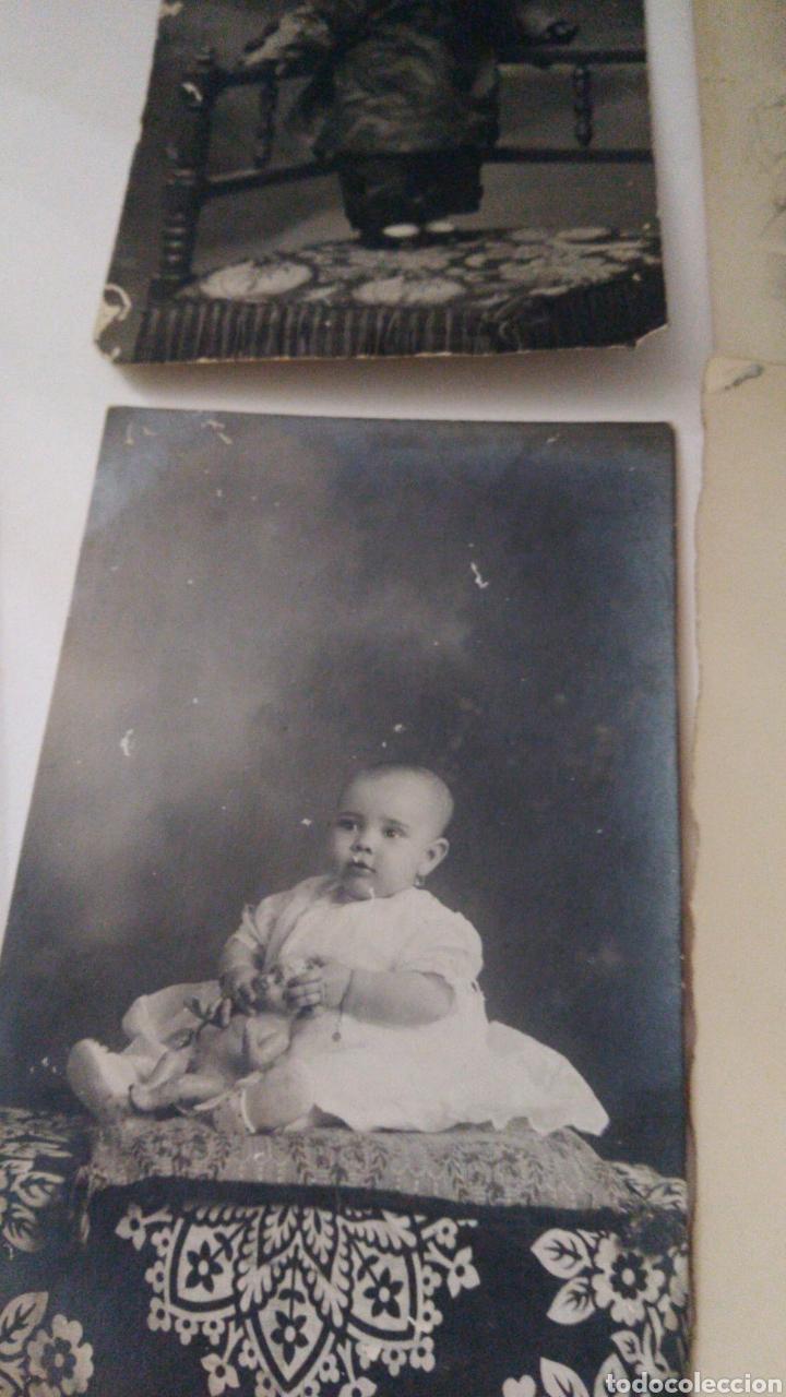 Postales: 9 tarjetas postales antiguas la mayoría de niños y niñas. - Foto 7 - 240969745