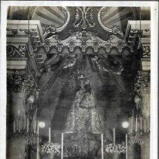 Postais: POSTAL * VALENCIA , CAMARÍN DE LA VIRGEN DE LOS DESAMPARADOS * 1946. Lote 242355560