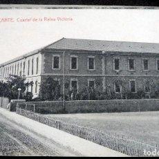 Postales: POSTAL - ALICANTE - CUARTEL DE LA VICTORIA - ED THOMAS. Lote 243249335