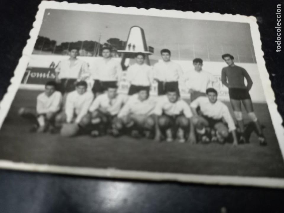 Postales: Antiguo equipo joyería Gomis de fútbol Alicante - Foto 2 - 243596170