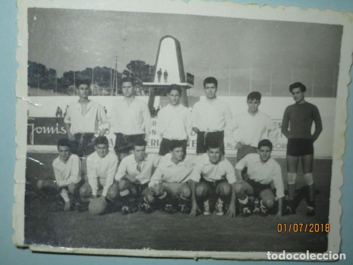 Postales: Antiguo equipo joyería Gomis de fútbol Alicante - Foto 4 - 243596170