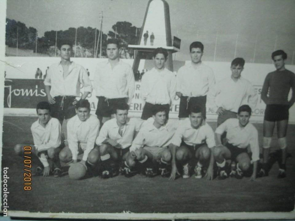 Postales: Antiguo equipo joyería Gomis de fútbol Alicante - Foto 3 - 243596170