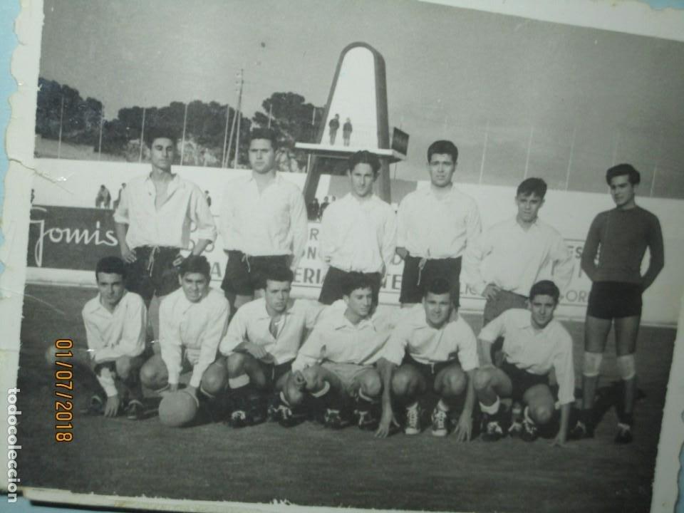 Postales: Antiguo equipo joyería Gomis de fútbol Alicante - Foto 5 - 243596170