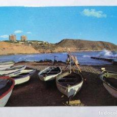 Postales: POSTAL MORAIRA TEULADA, ALICANTE, AÑOS 80. Lote 244466410