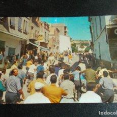 Postais: JERICA -- CASTELLON -- ENTRADA DE LOS TOROS. Lote 244569665