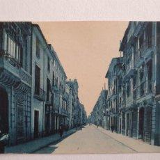 Cartoline: CASTELLÓ / CASTELLÓN DE LA PLANA - CALLE MAYOR - P44407. Lote 244570555