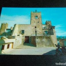Postais: BETERA -- VALENCIA -- EL CASTILLO. Lote 244574055