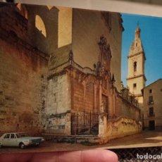 Postales: JATIVA VALENCIA DURÁ VELASCO 133 SC DORSO MANCHA. Lote 244592145