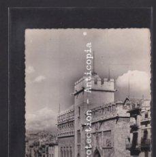 Postales: POSTAL DE ESPAÑA - 156 - VALENCIA LA LONJA. Lote 244707905