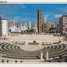 Postales: BENIDORM (ALICANTE) PARQUE DE L'ALGUERA – ESCUDO DE ORO Nº343 – S/C. Lote 244776065