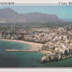 Postales: BENIDORM (ALICANTE) VISTA GENERAL – ESCUDO DE ORO Nº1430 – S/C. Lote 244776105