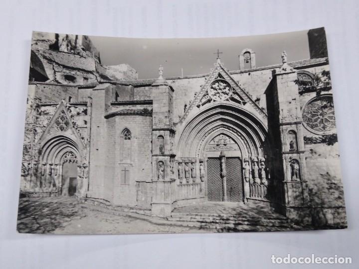 MORELLA 1005 IGLESIA ARCIPRESTAL. CIRCULADA. (Postales - España - Comunidad Valenciana Antigua (hasta 1939))