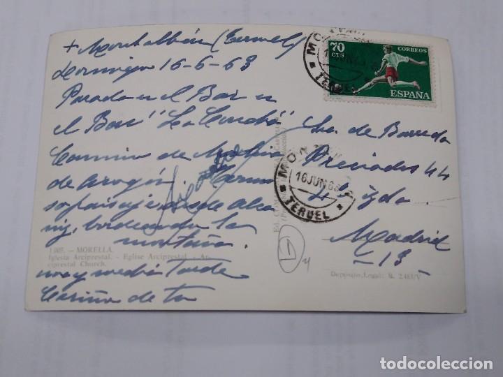 Postales: Morella 1005 Iglesia Arciprestal. Circulada. - Foto 2 - 244976620