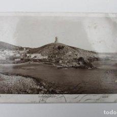 Postales: POSTAL CULLERA TORRE DEL FARO 1934, ROGER, VALENCIA. Lote 244986085