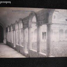 Postales: MONASTERIO DE PORTA COELI-VISTA INTERIOR-INDUSTRIAL FOTOGRAFICA-ANDRES FABERT-POSTAL ANTIGUA(77.878). Lote 245181355