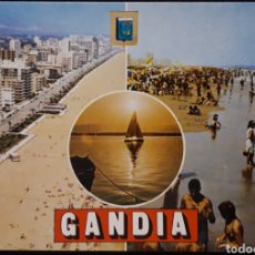 Postales: POSTAL DE GANDIA. Lote 245287770