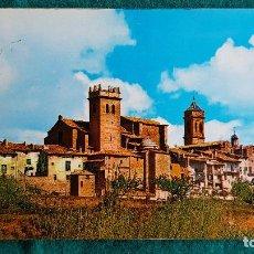 Postales: POSTAL DE REQUENA - TORRES DE SANTA MARIA Y DEL SALVADOR - VALENCIA - RW. Lote 245996360