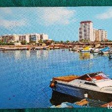 Postales: POSTAL DE PUEBLA DE FARNALS - PUERTO Y VISTA PANORAMICA - VALENCIA - RW. Lote 245997665
