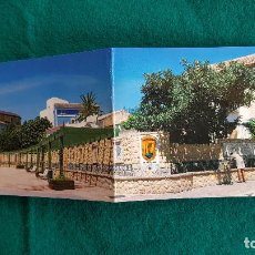 Postales: POSTAL DOBLE POLOP DE LA MARINA - ALICANTE - RW. Lote 245997880